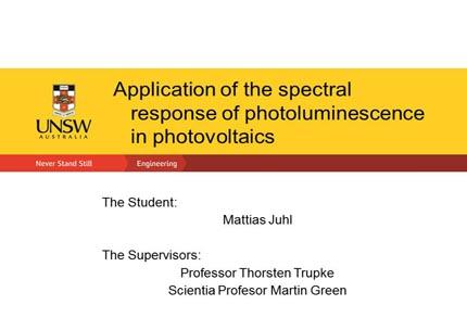 Unsw school of photovoltaic renewable energy engineering mattias slides toneelgroepblik Choice Image